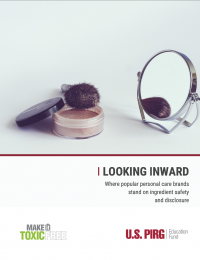 Report: Ingredient safety and disclosure in popular personal care brands